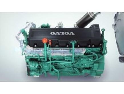 Головка блока цилиндров ГБЦ Volvo D13A