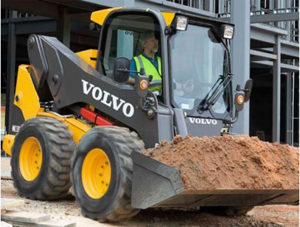 Ремонт погрузчиков Volvo