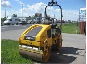 Каток Volvo