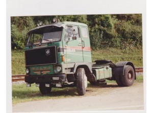 Грузовой автомобиль Volvo